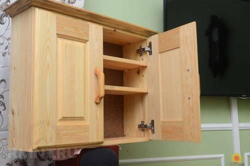 Сделай сам своими руками кухонный шкаф