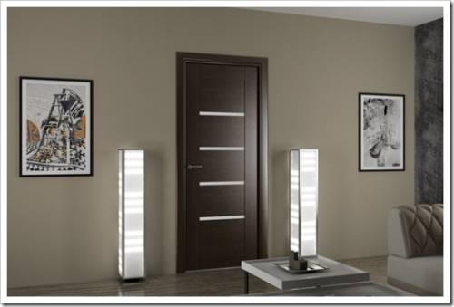 Ламинированыне межкомнатные двери – в чём плюсы?