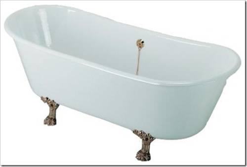 Преимущества стальных и акриловых ванн