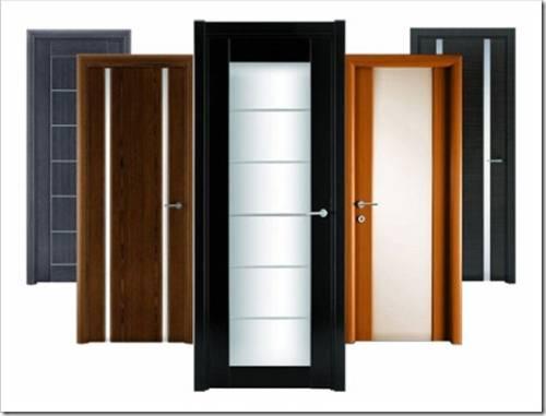 Какие типы межкомнатных дверей сегодня популярны?