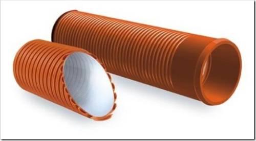Преимущества использования пластиковых дренажных труб