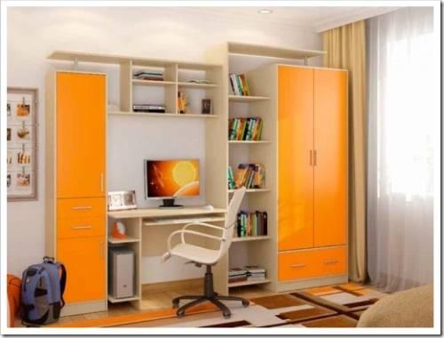 У какой стены расположить мебель?