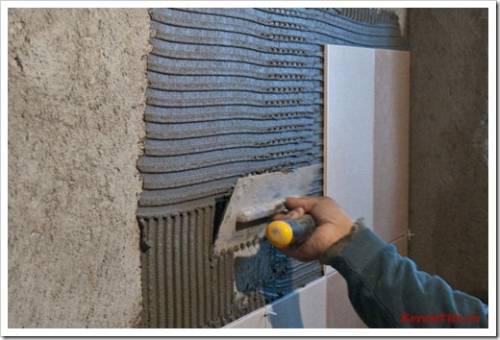 Выравнивание стен и подготовка поверхностей