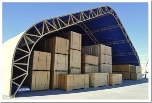 Строительство энергоэффективного склада