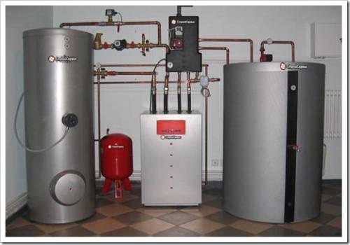 Рекомендации в отношении подготовки к установке электрического котла