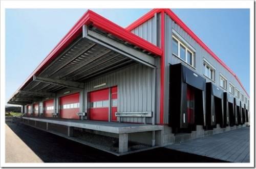 Строительство энергоэффективного склада - рекомендации от профессионалов