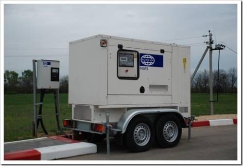 автономный дизельный генератор - причины остановки