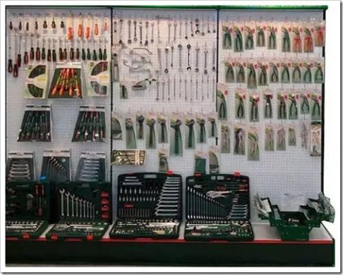 Обязательный набор инструментов для слесаря