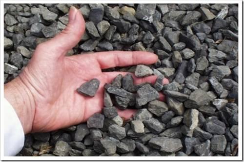 Сферы применения гранитного щебня