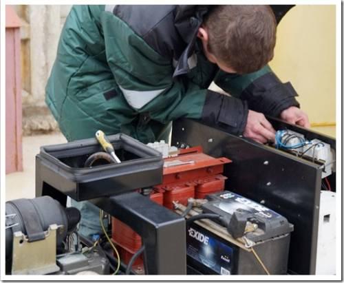 Технические рекомендации в отношении проверки работоспособности генератора