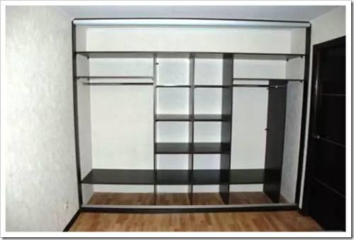 Выбор фурнитуры для шкафа-купе