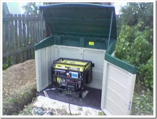 Почему бензиновый генератор лучше дизельного?