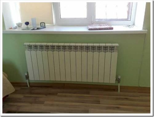 Анодированные радиаторы отопления