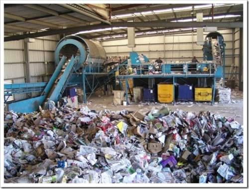 Типы мусора, которые в принципе могут быть утилизированы