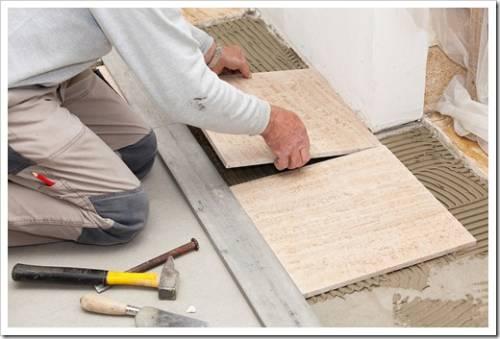 Какой клей лучше использовать для укладки плитки?