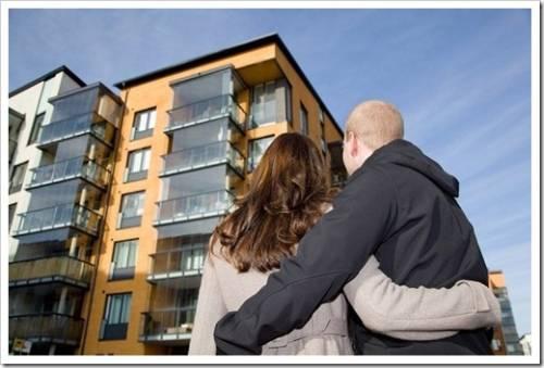Бывшие хозяева квартиры и долевая собственность