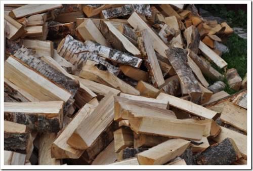 Выбор наилучшей породы дров