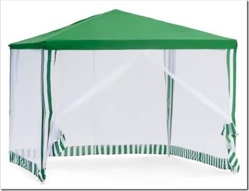 Основные виды шатра
