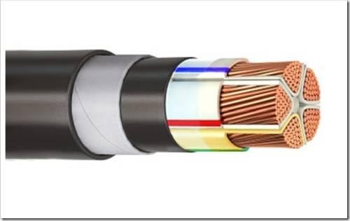 уникальность кабелей АВБбШв