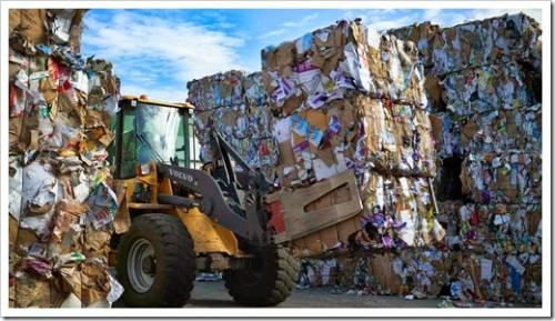 Сортировка отходов: несоблюдение правил