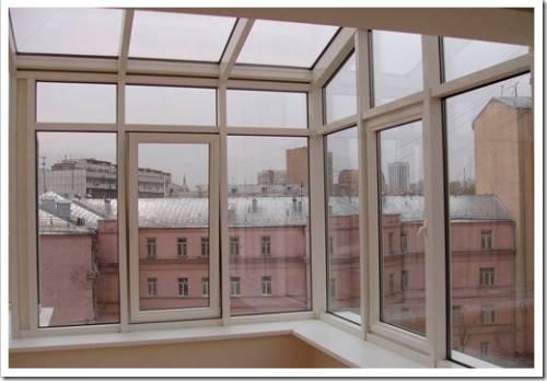 Материалы, используемые для производства профиля балконных рам