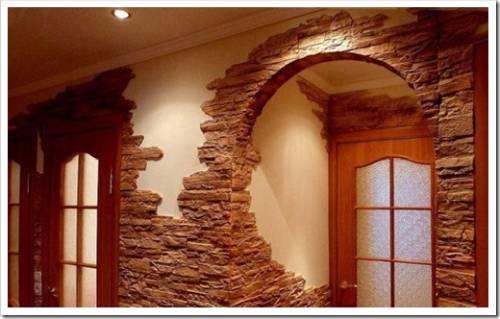 Особенности укладки декоративного камня