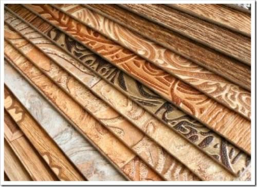 Привлекательность использования натурального покрытия