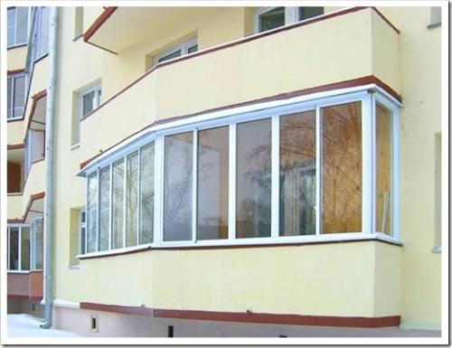 Специфика остекления балкона в Одинцово