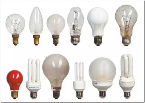 Разные лампы: какую выбрать?