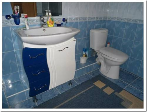 Практические советы по выбору мебели для ванной