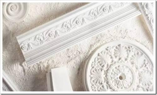 Практические советы по монтажу полиуретанового декора на стены
