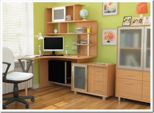 Выбор компьютерного стола для взрослых