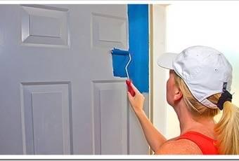 Различные подходы к реставрации дверей
