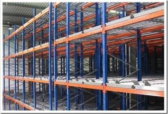 Классификация складских стеллажей