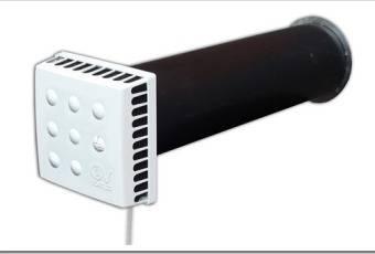 Приточные клапаны инфильтрации воздуха