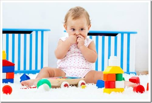 Раннее развитие детей: методика Монтессори