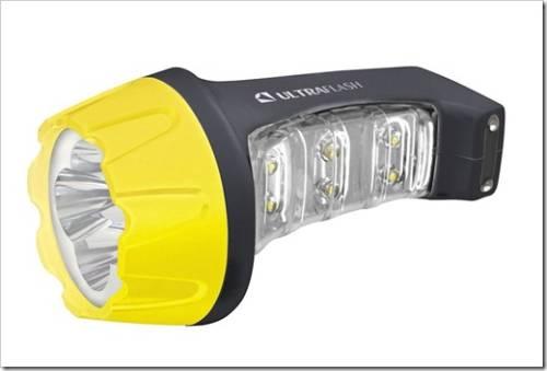 Критерии выбора светодиодных фонарей