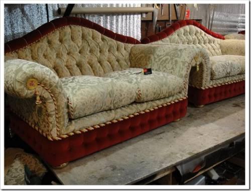 Перечень наиболее популярных тканей для мебели