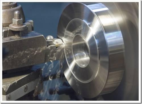 Современное оборудование, используемое для производства металлических деталей
