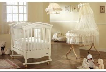 Мебель для новорожденных: требования к кроваткам