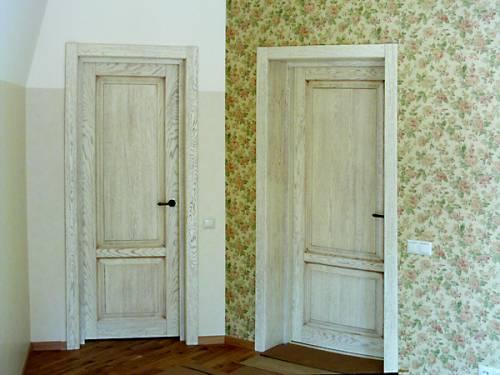 Заказать двери из дуба 👈 - AVESTO