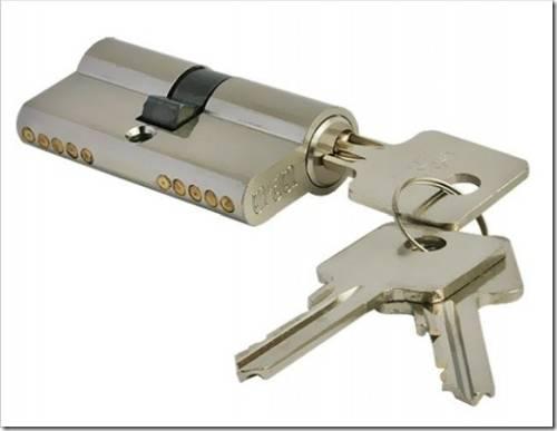 Без ключей новую личинку не установить!