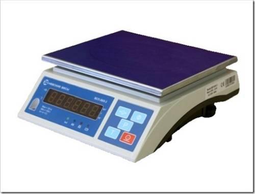 Почему электронные весы лучше аналоговых?