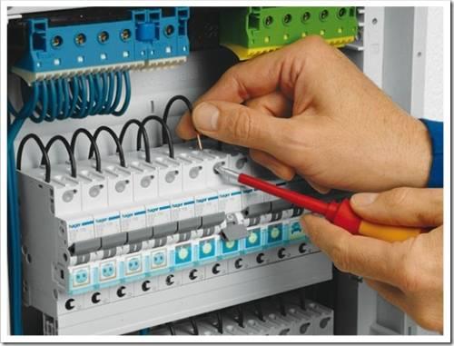 Требования, выдвигаемые к монтажу автоматических выключателей