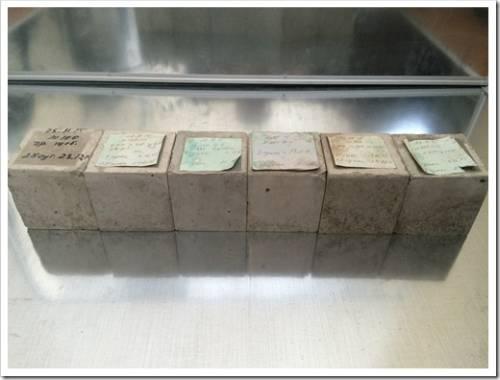 Способы, которые обеспечат выявление марки бетона