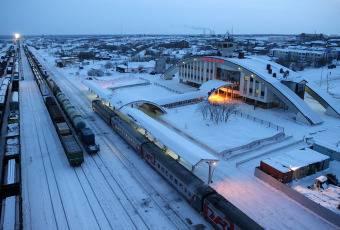 Как отправить груз в Лабытнанги по железной дороге