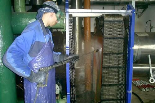 Как промыть пластинчатый теплообменник Уплотнения теплообменника КС 200 Елец