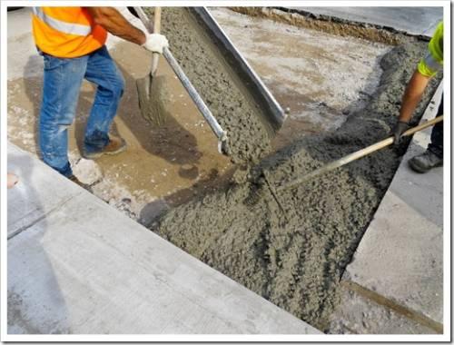 Готовить ли бетон самостоятельно?