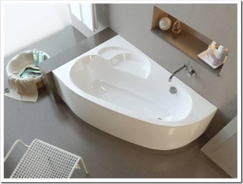 Основные особенности выбора акриловой ванны