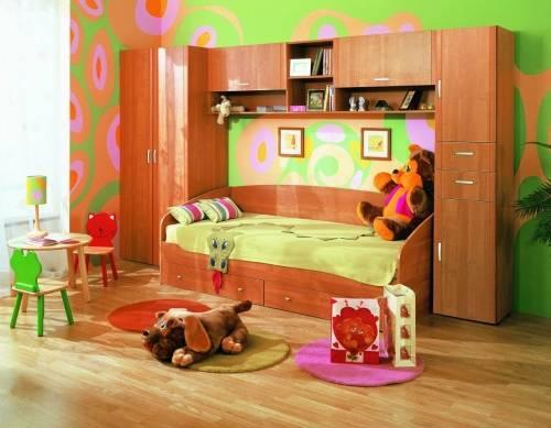 Виды мебели для детей